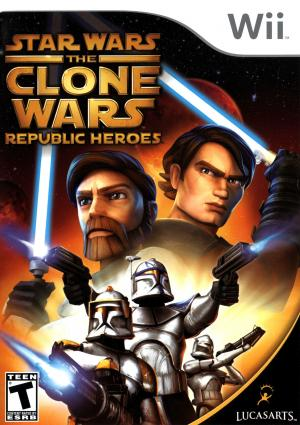 Star Wars The Clone Wars – Republic Heroes