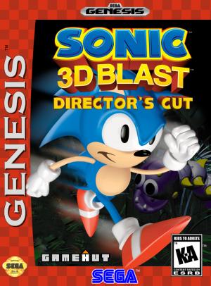 Sonic 3d Blast: Director's Cut