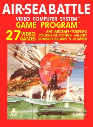 Air-Sea Battle/Atari 2600