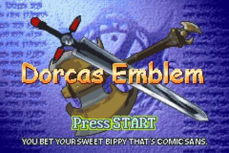Dorcas Emblem