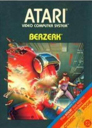 Berzerk/Atari 2600