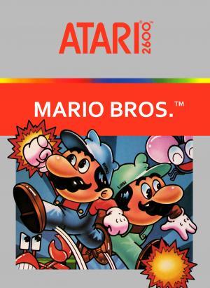 Mario Bros./Atari 2600