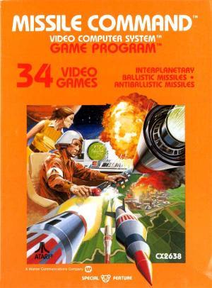 Missile Command/Atari 2600