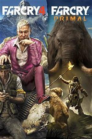 Far Cry 4 + Far Cry Primal Bundle