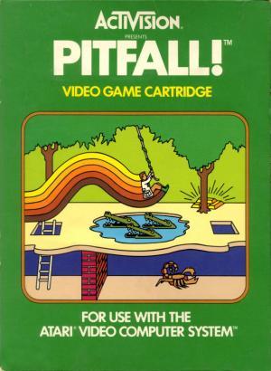 Pitfall/Atari 2600