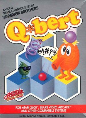 Q*bert/Atari 2600