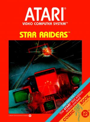 Star Raiders/Atari 2600