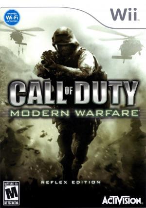 Call Of Duty Modern Warfare Reflex/Wii