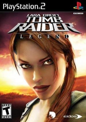 Tomb Raider Legend/PS2