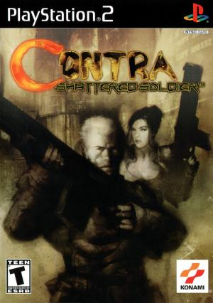 Contra Shattered Soldier/PS2