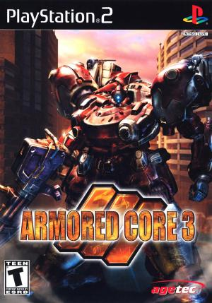 Armored Core 3/PS2