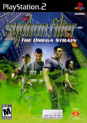 Syphon Filter The Omega Strain/PS2