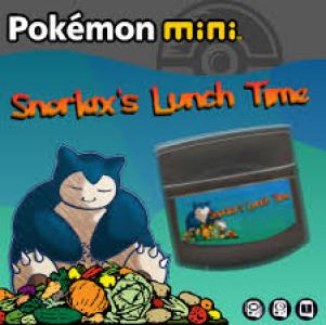 Snorlax's Lunch Time