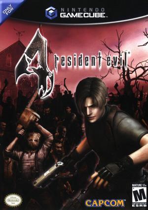Resident Evil 4/GameCube