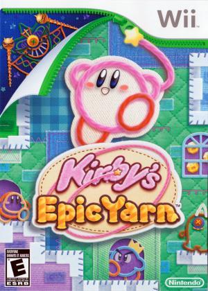 Kirby's Epic Yarn/Wii