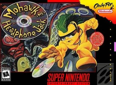 Mohawk & Headphone Jack/SNES