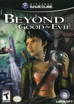 Beyond Good And Evil/GameCube
