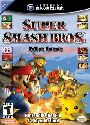 Super Smash Bros. Melee/GameCube