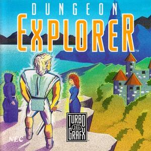 Dungeon Explorer/TurboGrafx-16