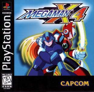 Mega man X4/PS1