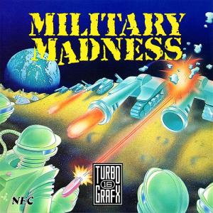 Military Madness/TurboGrafx-16