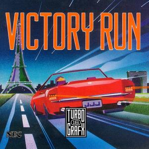 Victory Run/TurboGrafx-16
