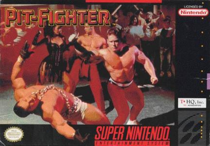 Pit-Fighter/SNES