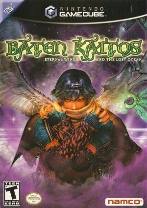Baten Kaitos Eternal Wings And The Lost Ocean/GameCube