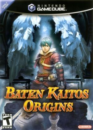 Baten Kaitos Origins/Game Cube
