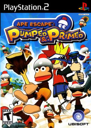 Ape Escape Pumped And Primed/PS2