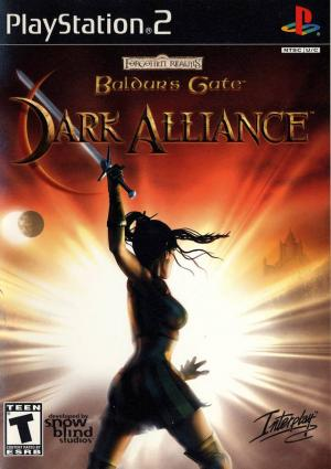 Baldur's Gate Dark Alliance/PS2