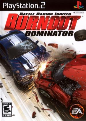Burnout Dominator/PS2