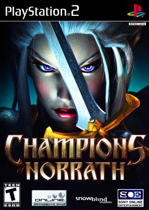 Champions Of Norrath/PS2