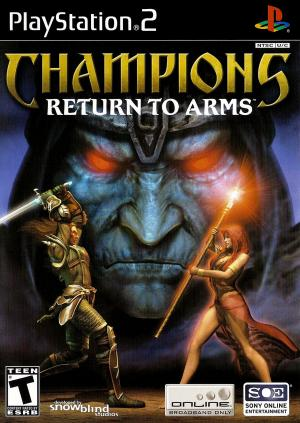 Champions Return To Arms/PS2