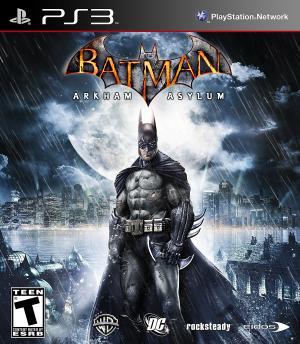Batman Arkham Asylum/PS3