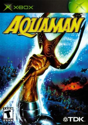 Aquaman/Xbox