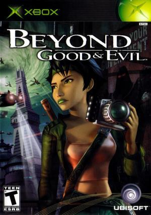 Beyond Good & Evil/Xbox