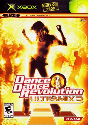 Dance Dance Revolution Ultramix 3/XBox