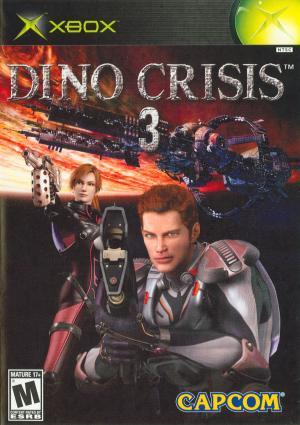 Dino Crisis 3/Xbox