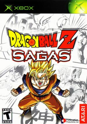 Dragon Ball Z: Sagas / Xbox
