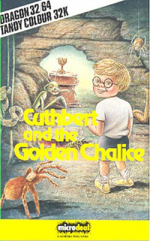 Cuthbert and the Golden Chalace