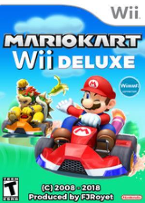 Mario Kart Wii Deluxe
