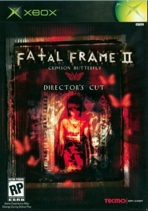 Fatal Frame 2: Crimson Butterfly Director's Cut/Xbox