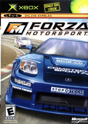 Forza Motorsport/Xbox