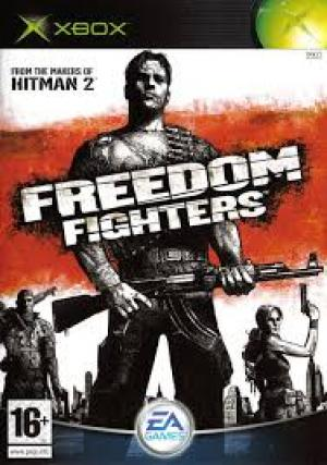 Freedom Fighters /Xbox