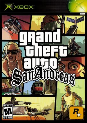 Grand Theft Auto San Andreas/Xbox