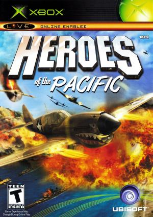 Heroes of the Pacific/Xbox