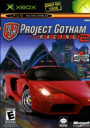 Project Gotham Racing 2/Xbox