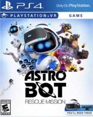 Astro BOT Rescue Mission/PSVR