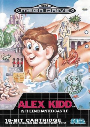 Alex Kidd In The Enchanted Castle/Mega Drive